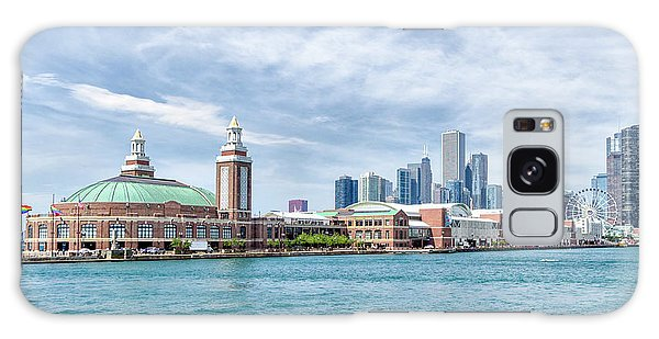 Navy Pier - Chicago Galaxy Case