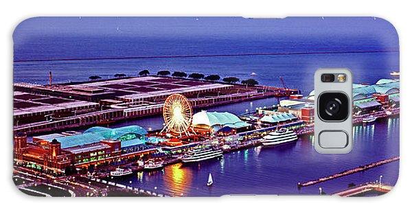 Navy Pier Galaxy Case
