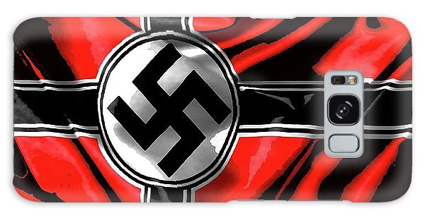 Nazi Flag Color Added 2016 Galaxy Case