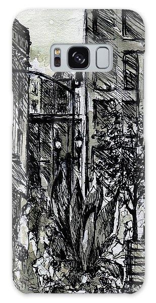 Galaxy Case - Near Lasalle by Rachel Christine Nowicki