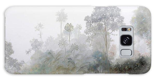 Fog Galaxy Case - Nebbia Nella Foresta by Guido Borelli