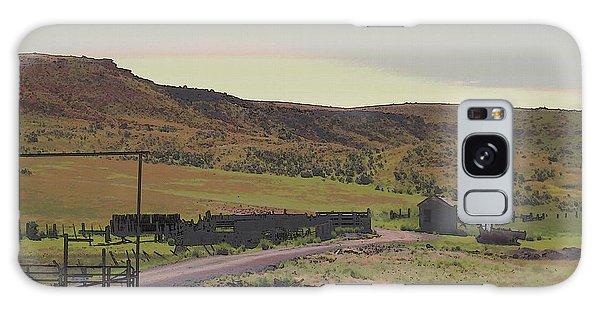 Nebraska Farm Life - The Paddock Galaxy Case