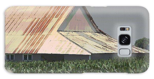 Nebraska Farm Life - The Tin Roof Galaxy Case