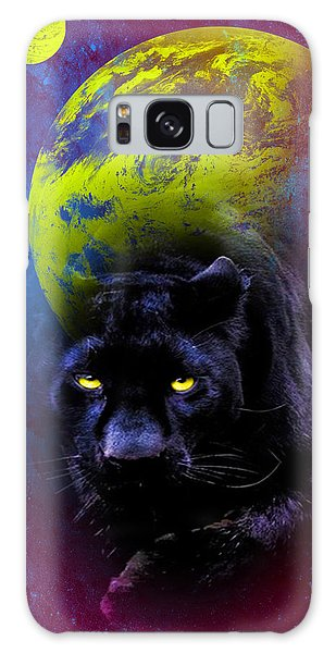 Nebula's Panther Galaxy Case by Swank Photography