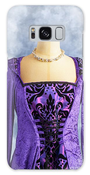 Mottled Galaxy Case - Necklace And Dress by Amanda Elwell