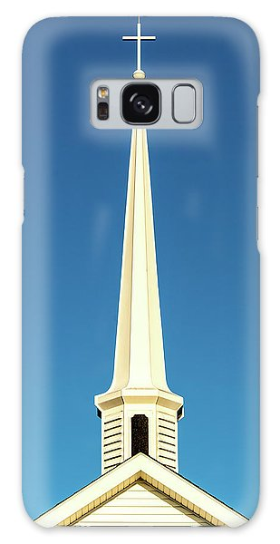 Needle-shaped Steeple Galaxy Case by Onyonet  Photo Studios