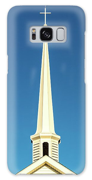 Needle-shaped Steeple Galaxy Case