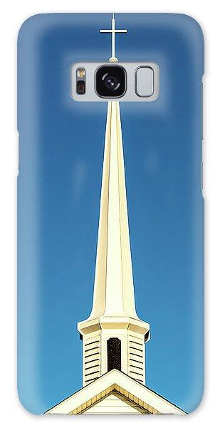 Needle-shaped Steeple Galaxy Case