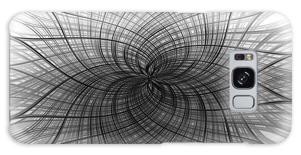 Negativity Galaxy Case by Carolyn Marshall