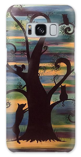Neighborhood Tree Galaxy Case
