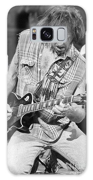 Neil Young Galaxy Case by David Plastik