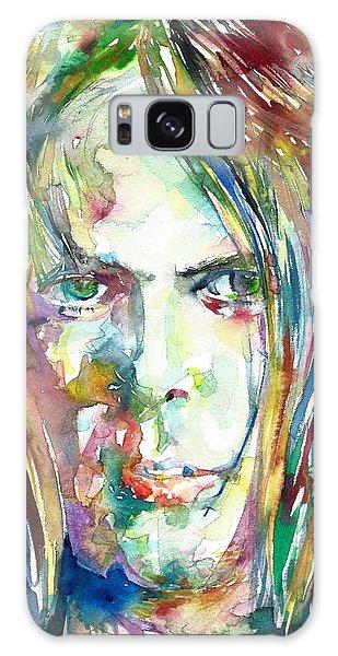 Neil Young Portrait Galaxy S8 Case