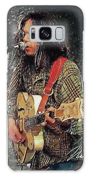 Galaxy Case - Neil Young by Zapista Zapista