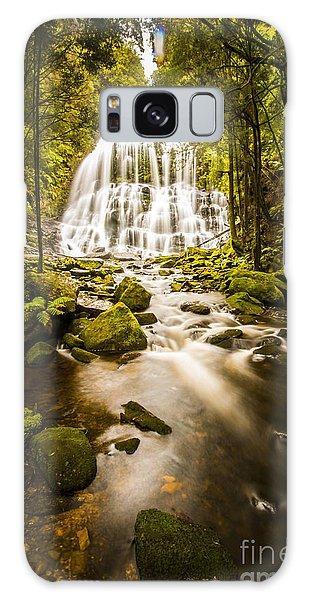 Ecosystem Galaxy Case - Nelson Falls by Jorgo Photography - Wall Art Gallery