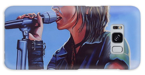 Made Galaxy Case - Nena Painting by Paul Meijering