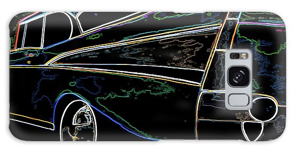 Neon 57 Chevy Bel Air Galaxy Case