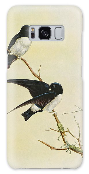 Nepal House Martin Galaxy S8 Case