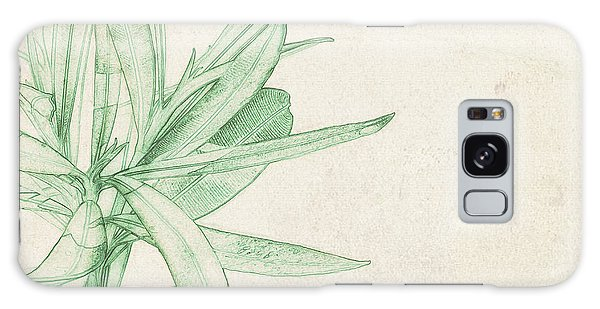 Nerium Oleander Galaxy Case