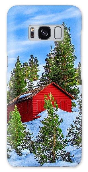 Yosemite National Park Galaxy S8 Case - Nestled In by Az Jackson
