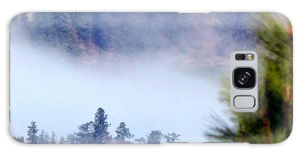 Oyama Galaxy Case - Nestled In The Fog by Will Borden