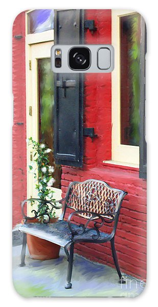 Nevada City Bench Galaxy Case