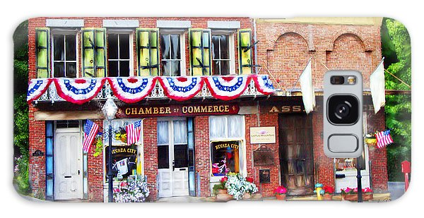 Nevada City Chamber Galaxy Case