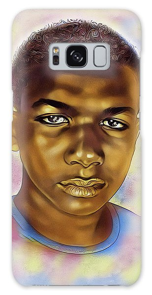 Never Forget Trayvon Galaxy Case