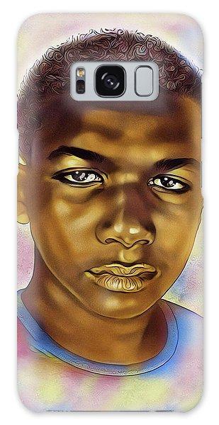 Never Forget Trayvon Galaxy Case