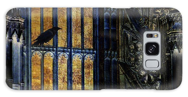 Nevermore Galaxy Case by LemonArt Photography