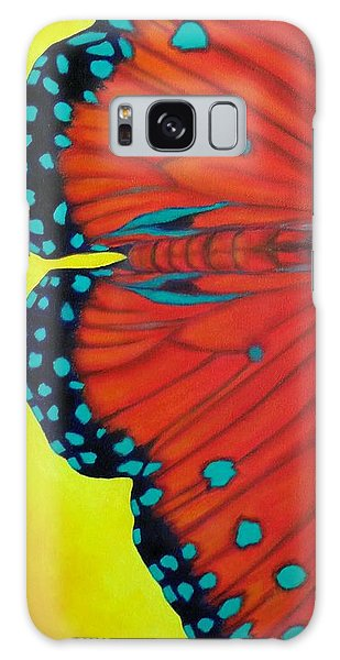 New Beginnings Galaxy Case by Susan DeLain
