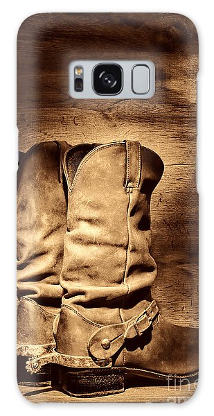 New Cowboy Boots Galaxy Case