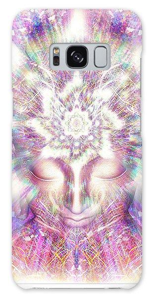 New Crystal Palace Poster  Galaxy Case by Jalai Lama
