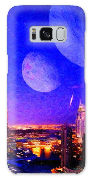 New Dubai On Tau Ceti E Galaxy Case