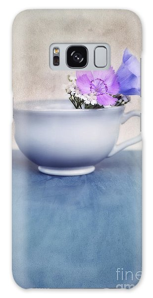 Still Life Galaxy Case - New Life For An Old Coffee Cup by Priska Wettstein