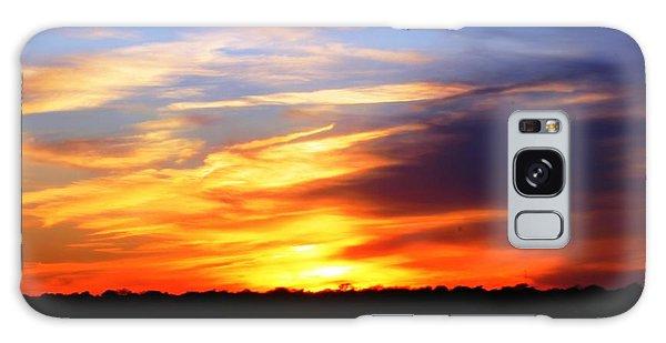New Longview Sunset Galaxy Case