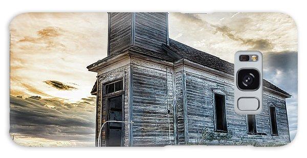 New Mexico Church #3 Galaxy Case