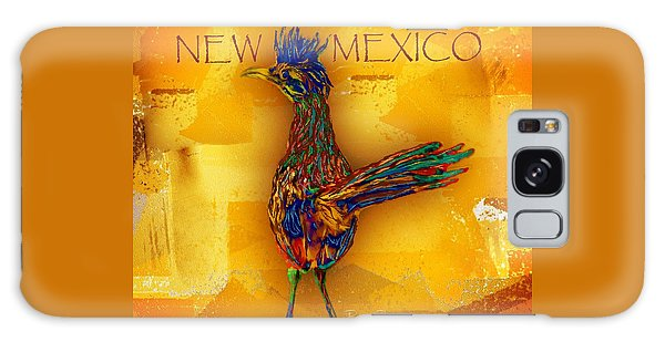 New Mexico Roadrunner Galaxy Case
