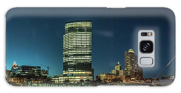 New Milwaukee Skyline Galaxy Case