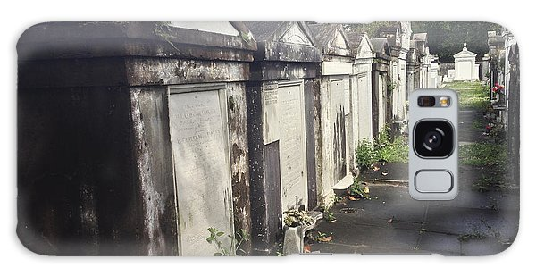 New Orleans Cemetery Galaxy Case