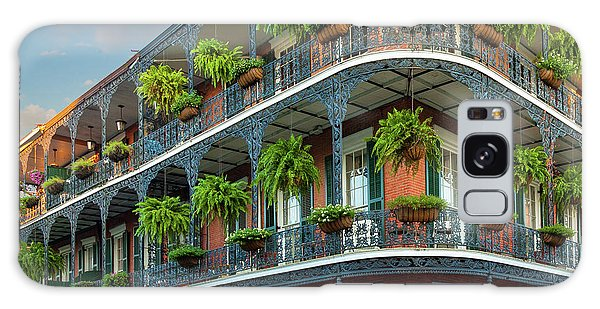 New Orleans House Galaxy Case