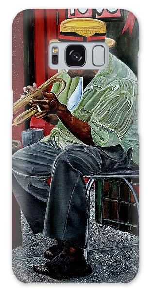 Bourbon Street Blues Galaxy Case