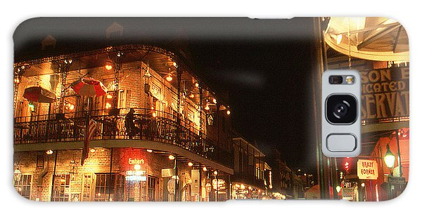 New Orleans Jazz Night Galaxy Case by Art America Gallery Peter Potter