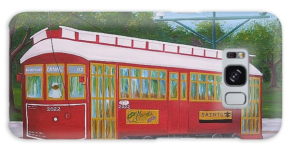 New Orleans Streetcar Galaxy Case