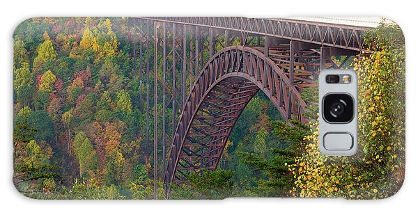 New River Gorge Bridge Galaxy Case by Steve Stuller