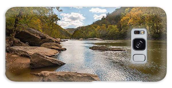 New River Gorge National River Galaxy Case