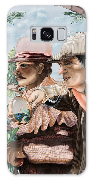 New Story By Sir Arthur Conan Doyle About Sherlock Holmes Galaxy Case