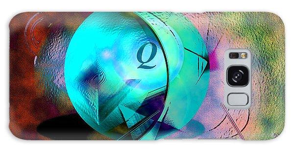 Galaxy Case - Q-ball by Dan Sheldon