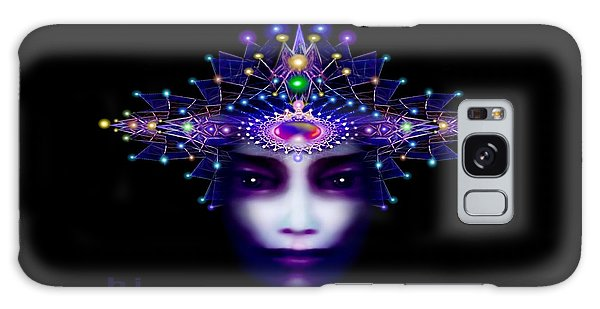 Celestial  Beauty Galaxy Case by Hartmut Jager