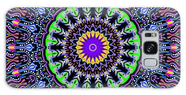 Galaxy Case featuring the digital art New Vision No. 6 by Joy McKenzie