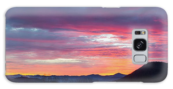 New Year Dawn - 2016 December 31 Galaxy Case